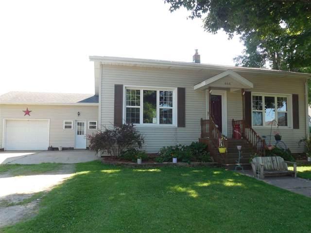 444 Washington Street, Oconto, WI 54153 (#50226125) :: Ben Bartolazzi Real Estate Inc