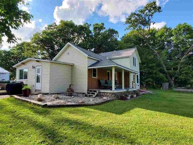 6410 Hwy A, Amherst, WI 54407 (#50226134) :: Ben Bartolazzi Real Estate Inc