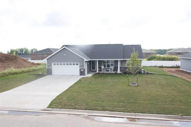 1258 Mountain Bay Drive, Pulaski, WI 54162 (#50226140) :: Symes Realty, LLC