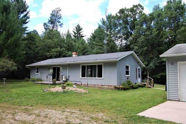 W3580 Twin Lane, Redgranite, WI 54970 (#50226161) :: Carolyn Stark Real Estate Team