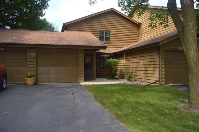 1135 Manor Drive #21, Neenah, WI 54956 (#50226167) :: Dallaire Realty