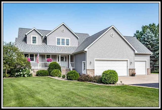 N5648 Fairway Drive, New London, WI 54961 (#50226227) :: Symes Realty, LLC