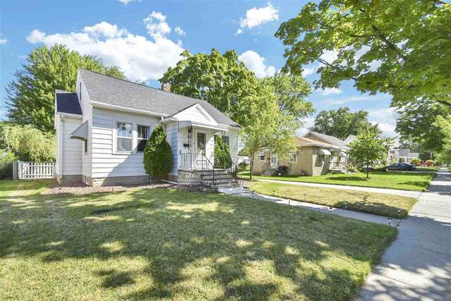 1707 Preble Avenue, Green Bay, WI 54302 (#50226255) :: Ben Bartolazzi Real Estate Inc