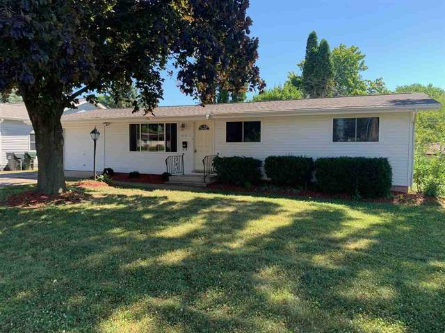 918 Ivory Street, Seymour, WI 54165 (#50226268) :: Ben Bartolazzi Real Estate Inc