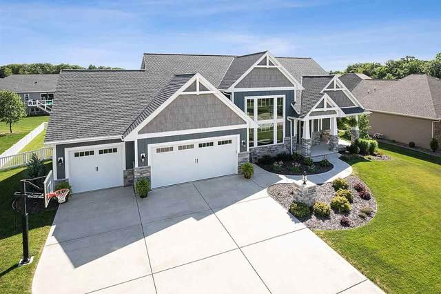 2830 Creekwood Circle, Green Bay, WI 54311 (#50226327) :: Symes Realty, LLC