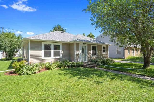 712 E Marquette Street, Appleton, WI 54911 (#50226331) :: Carolyn Stark Real Estate Team