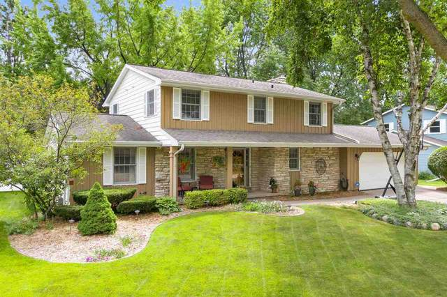 3134 Bayview Drive, Green Bay, WI 54311 (#50226333) :: Symes Realty, LLC