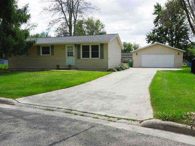 2350 Hampton Avenue, Green Bay, WI 54311 (#50226401) :: Ben Bartolazzi Real Estate Inc