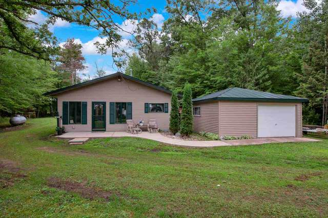 W8445 Mielke Way Road, Wautoma, WI 54982 (#50226408) :: Ben Bartolazzi Real Estate Inc