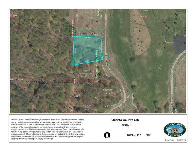 Westwood Court, Pound, WI 54161 (#50226436) :: Todd Wiese Homeselling System, Inc.