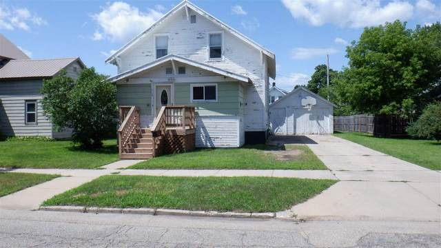 519 S Union Street, Shawano, WI 54166 (#50226453) :: Ben Bartolazzi Real Estate Inc
