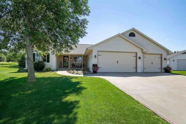 W6607 Gemstone Court, Greenville, WI 54942 (#50226470) :: Ben Bartolazzi Real Estate Inc