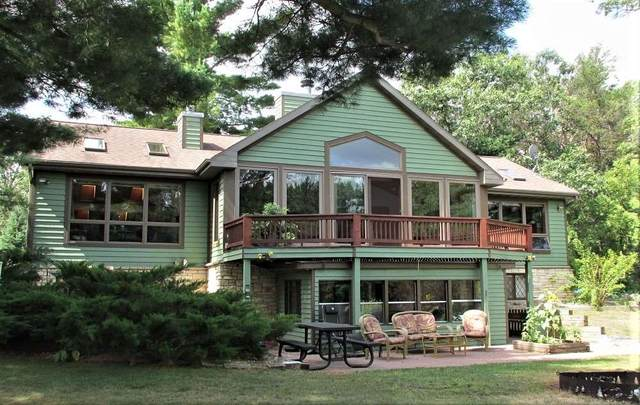W6404 Hidden Springs Drive, Neshkoro, WI 54960 (#50226487) :: Ben Bartolazzi Real Estate Inc