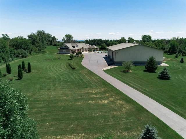 N9023 Townline Road, Van Dyne, WI 54979 (#50226494) :: Ben Bartolazzi Real Estate Inc