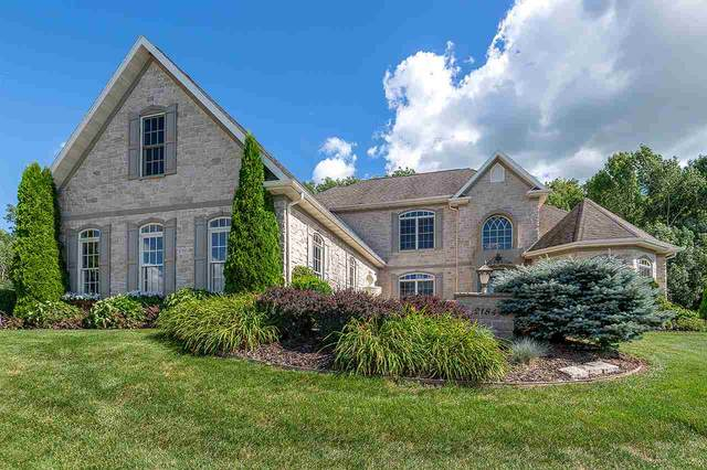 2184 Ridge Haven Court, De Pere, WI 54115 (#50226503) :: Todd Wiese Homeselling System, Inc.