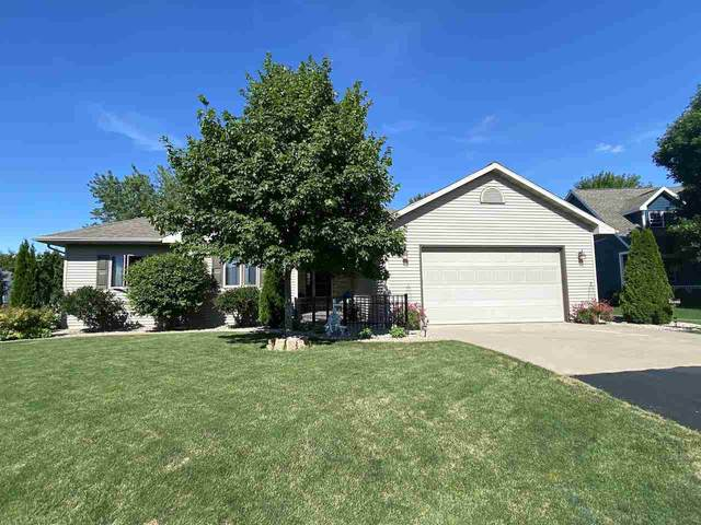 W4730 Morning Star Court, Sherwood, WI 54169 (#50226514) :: Symes Realty, LLC
