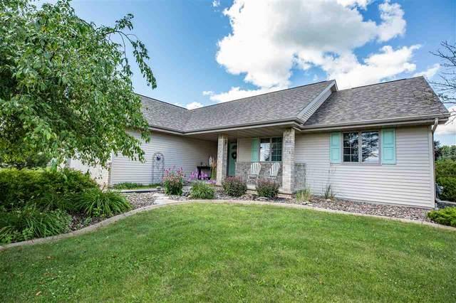 W7026 Angel Hill Drive, Greenville, WI 54942 (#50226562) :: Ben Bartolazzi Real Estate Inc