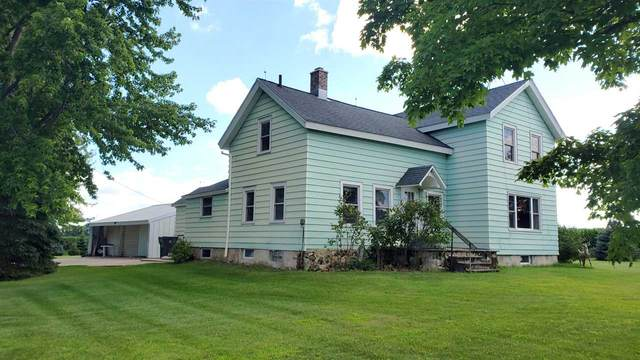 W8701 Glen Road, Glenbeulah, WI 53023 (#50226624) :: Carolyn Stark Real Estate Team