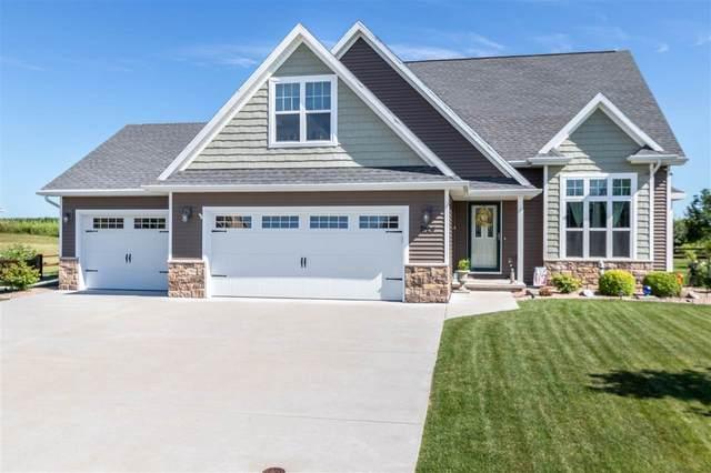 W7124 Glenford Way, Greenville, WI 54942 (#50226627) :: Ben Bartolazzi Real Estate Inc