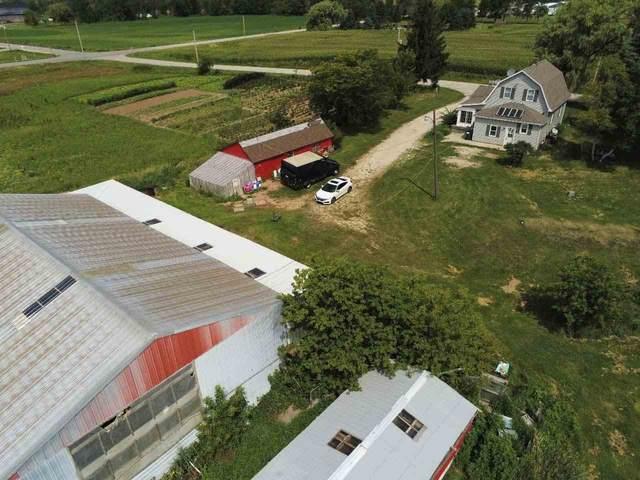 5138 Blahnik Road, Denmark, WI 54208 (#50226648) :: Todd Wiese Homeselling System, Inc.