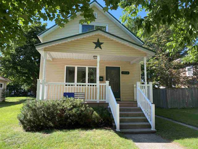 1043 Currie Street, Marinette, WI 54143 (#50226653) :: Ben Bartolazzi Real Estate Inc