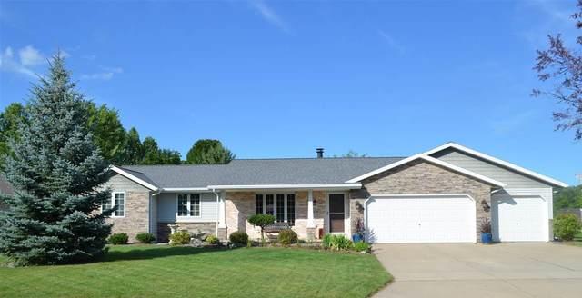 2649 Foxfire Drive, Green Bay, WI 54311 (#50226687) :: Symes Realty, LLC