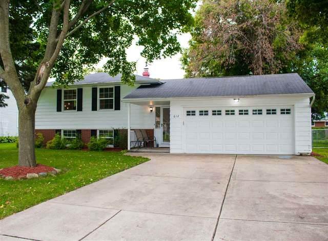 612 Karen Lane, Green Bay, WI 54301 (#50226708) :: Symes Realty, LLC