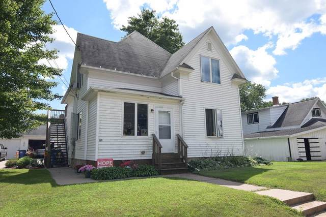 89 8TH Street, Clintonville, WI 54929 (#50226732) :: Todd Wiese Homeselling System, Inc.