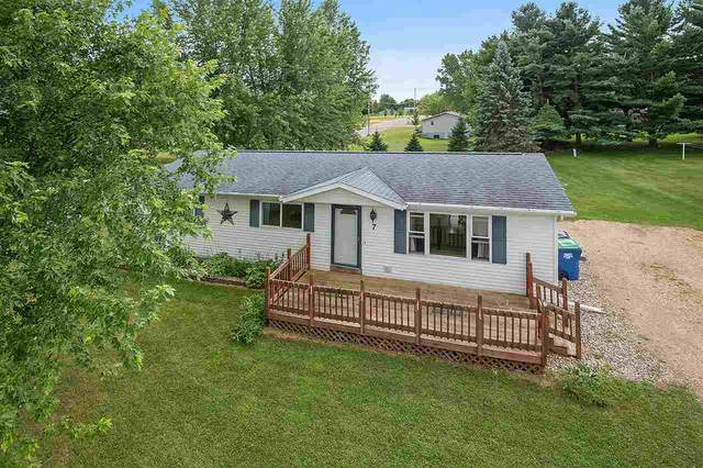 7 Petunia Circle, Clintonville, WI 54929 (#50226737) :: Todd Wiese Homeselling System, Inc.