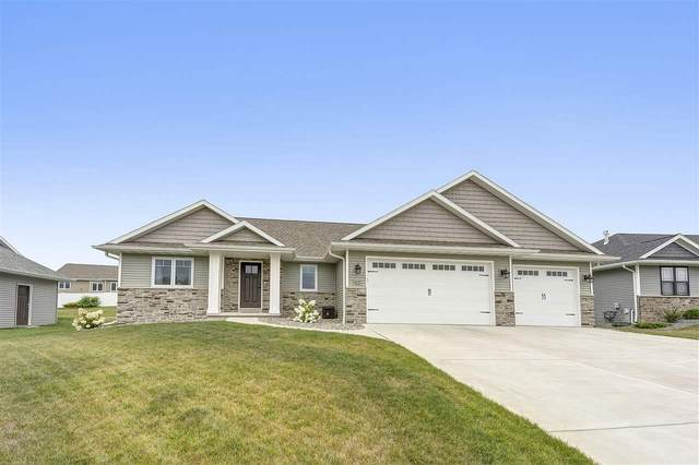 1617 Steiner Lane, Green Bay, WI 54313 (#50226748) :: Symes Realty, LLC