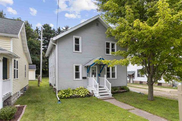 84 E 12TH Street, Clintonville, WI 54929 (#50226766) :: Todd Wiese Homeselling System, Inc.
