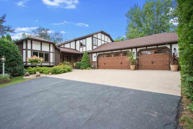 8348 Pine Cone Circle, Larsen, WI 54947 (#50226770) :: Ben Bartolazzi Real Estate Inc