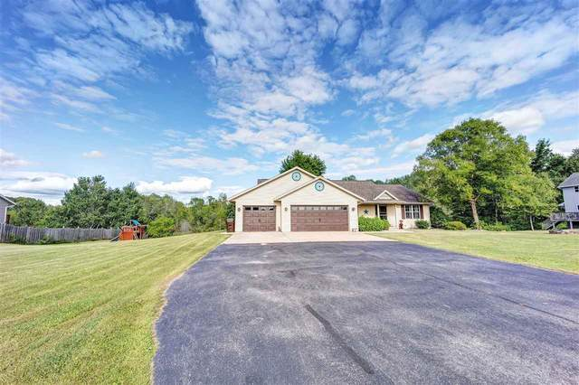 410 Falcon Circle, Pulaski, WI 54162 (#50226774) :: Symes Realty, LLC