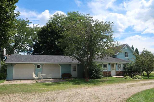 W8020 Hwy O, Wild Rose, WI 54984 (#50226778) :: Todd Wiese Homeselling System, Inc.