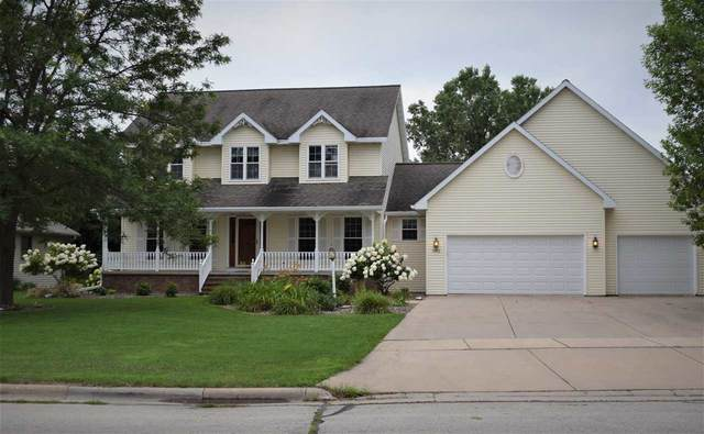 1882 Old Valley Road, De Pere, WI 54115 (#50226781) :: Todd Wiese Homeselling System, Inc.