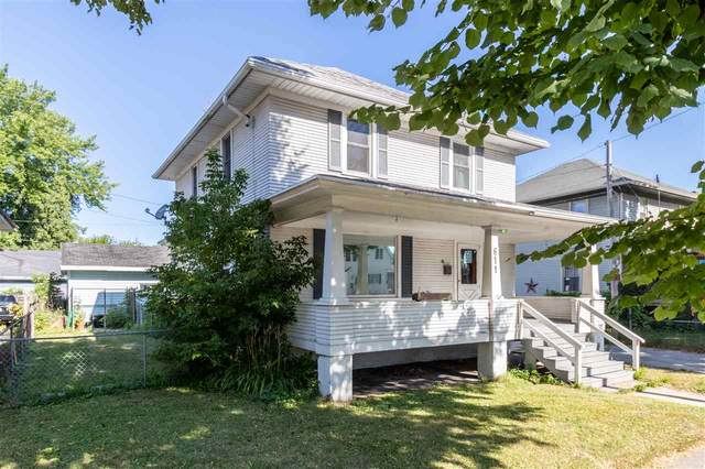 611 N Ashland Avenue, Green Bay, WI 54303 (#50226799) :: Dallaire Realty