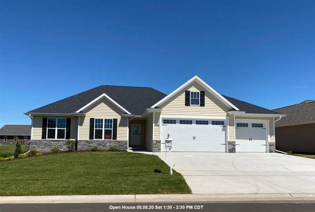 3524 Golden Hill Court, Appleton, WI 54913 (#50226805) :: Dallaire Realty