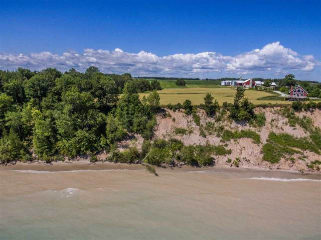 Lakeshore Road, Kewaunee, WI 54216 (#50226830) :: Ben Bartolazzi Real Estate Inc