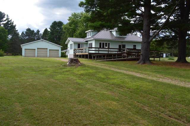 8501 River Road, Suring, WI 54174 (#50226831) :: Carolyn Stark Real Estate Team