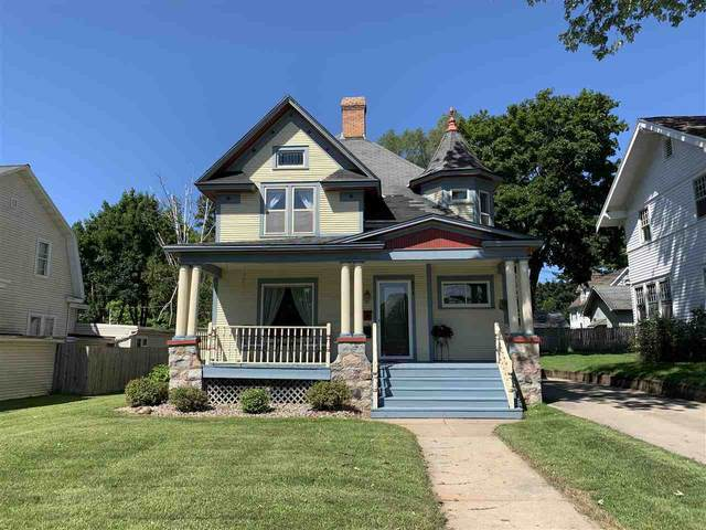 511 S Franklin Street, Shawano, WI 54166 (#50226851) :: Dallaire Realty