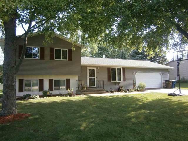 3131 Sheldon Drive, Oshkosh, WI 54904 (#50226906) :: Ben Bartolazzi Real Estate Inc