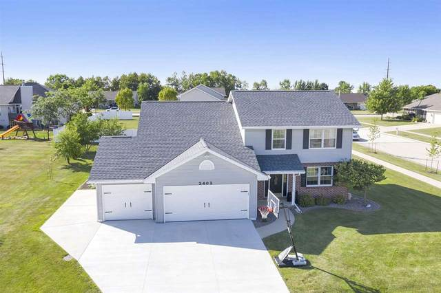 2402 Old Ivy Road, De Pere, WI 54115 (#50226925) :: Ben Bartolazzi Real Estate Inc