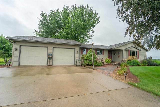 N9095 Ash Road, Bear Creek, WI 54922 (#50226938) :: Symes Realty, LLC