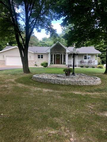N4540 Hwy 49, Waupaca, WI 54981 (#50226965) :: Ben Bartolazzi Real Estate Inc