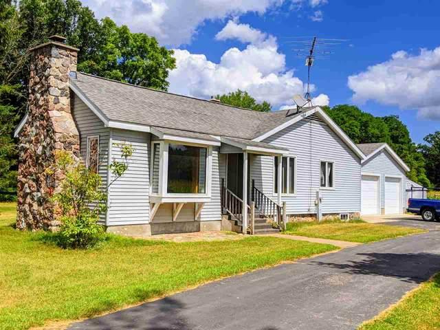 N2028 Barlow Street, Waupaca, WI 54981 (#50226970) :: Ben Bartolazzi Real Estate Inc