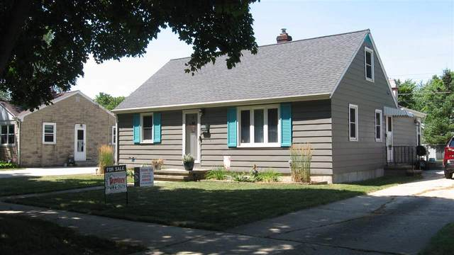 812 Marquette Avenue, Green Bay, WI 54304 (#50227025) :: Ben Bartolazzi Real Estate Inc