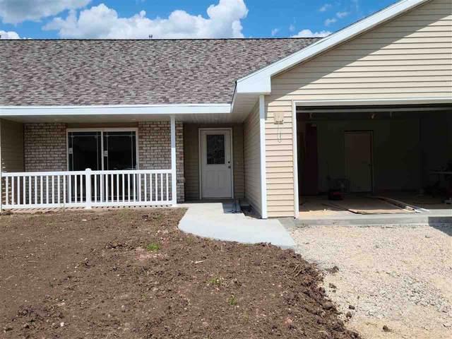 100 Stone Castle Drive, Fond Du Lac, WI 54935 (#50227035) :: Ben Bartolazzi Real Estate Inc