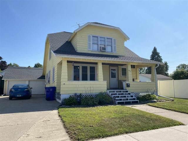 411 French Street, Peshtigo, WI 54157 (#50227092) :: Carolyn Stark Real Estate Team