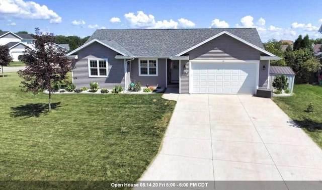 279 Fort Drive, Neenah, WI 54956 (#50227144) :: Symes Realty, LLC
