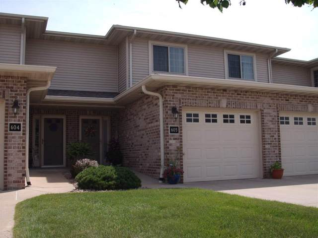 1300 Alpine Drive #605, Green Bay, WI 54311 (#50227173) :: Ben Bartolazzi Real Estate Inc